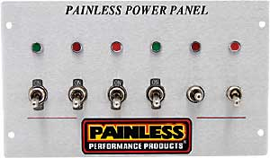 Painless Performance Products 50421 - Painless Ford Mustang Power Panels