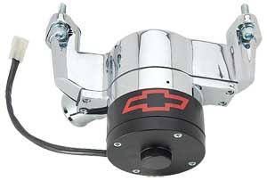 Proform 141-650 - Officially Licensed Small & Big Block Chevrolet Electric Water Pumps
