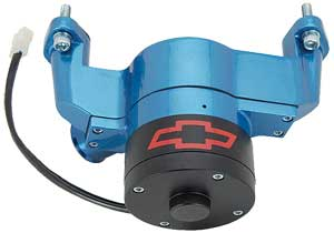 Proform 141-653 - Officially Licensed Small & Big Block Chevrolet Electric Water Pumps