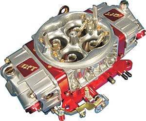 Quick Fuel Q-1050-AN - Quick Fuel Q-Series Carburetors