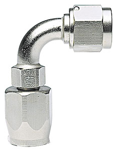 Russell 610161 - Russell AN Hose End Fittings - Endura Finish