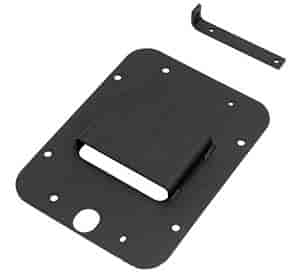 Rancho RS6207B - Rancho Rock Gear Rear Door Cover Plates