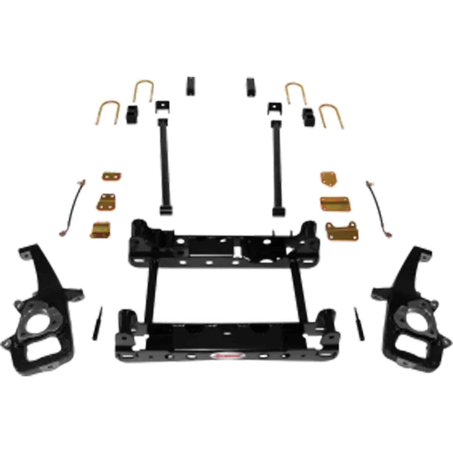 Rancho RS6581B - Rancho Lift Kits