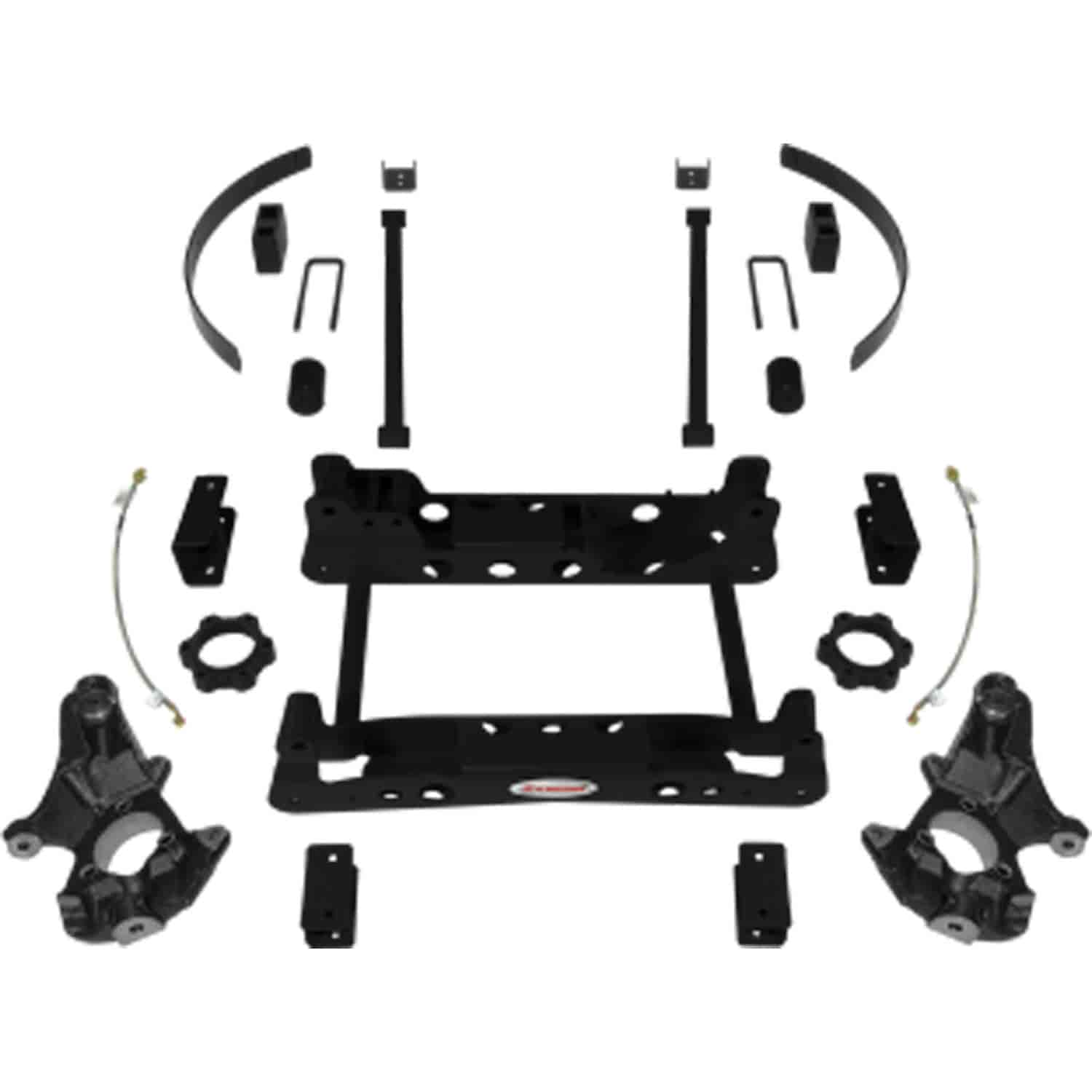 Rancho RS6583B - Rancho Lift Kits