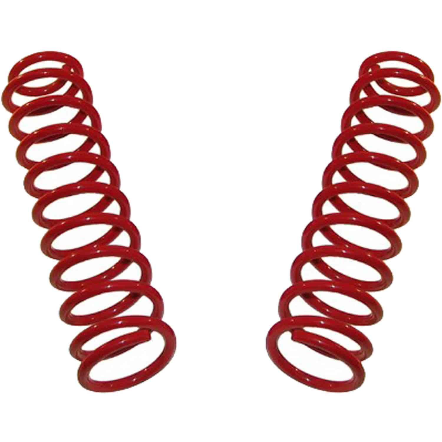 Rancho RS6219 - Rancho Performance Lift Coil Springs