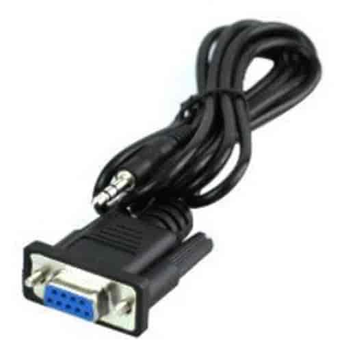 RacePak 3 5mm Programming Cable