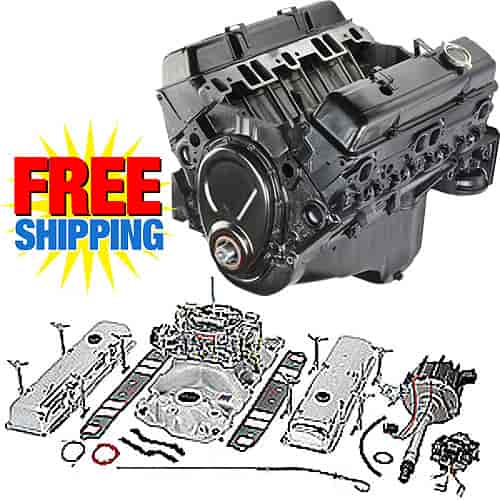 Chevrolet Performance 10067353K1 - GM Goodwrench 350ci/260HP Engine & Packages