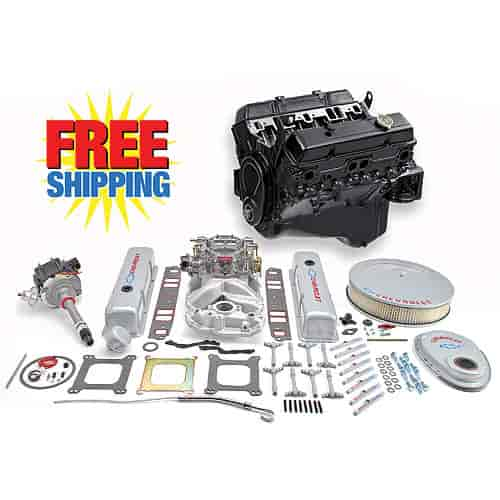 Chevrolet Performance 10067353K2 - GM Goodwrench 350ci/260HP Engine & Packages