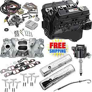 Chevrolet Performance 10067353K3 - GM Goodwrench 350ci/260HP Engine & Packages