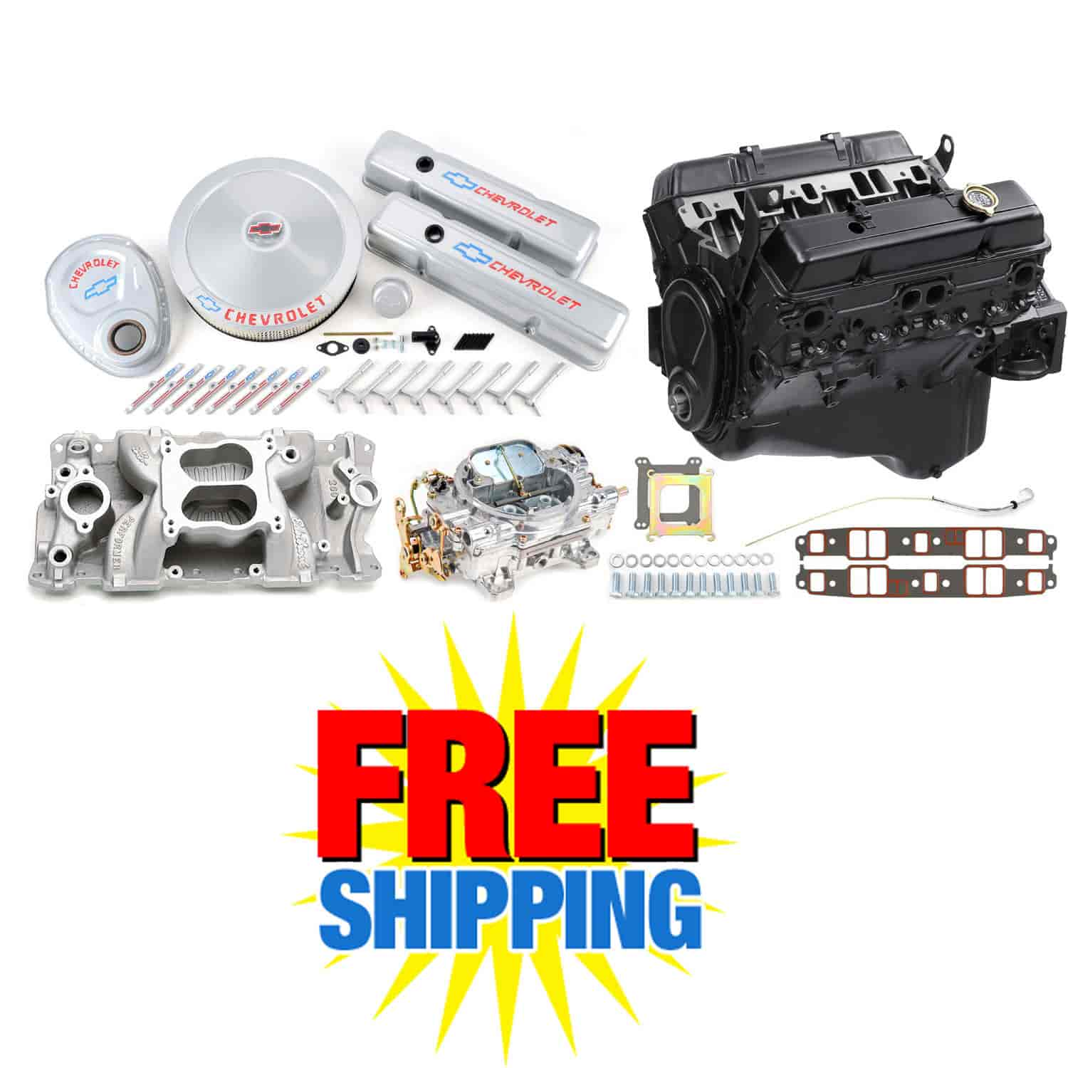 Chevrolet Performance 10067353K5 - GM Goodwrench 350ci Engine & Packages