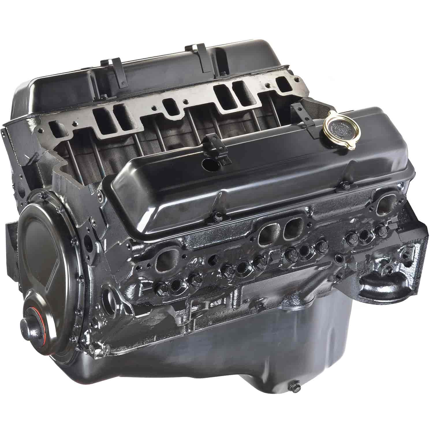 10067353 New Chevy 350 Cid V8 Universal Crate Engine