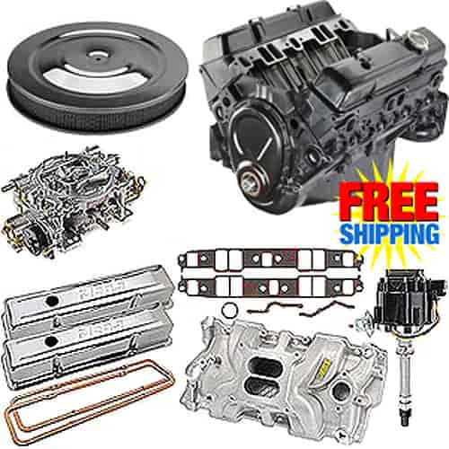 Chevrolet Performance 10067353K6 - GM Goodwrench 350ci/260HP Engine & Packages