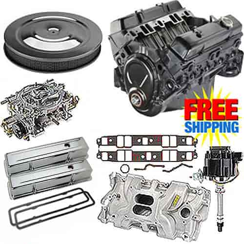 Chevrolet Performance 10067353K6 - GM Goodwrench 350ci Engine & Packages