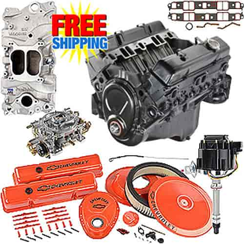 Chevrolet Performance 10067353K7 - GM Goodwrench 350ci/260HP Engine & Packages
