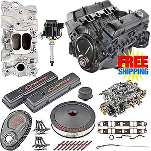 Chevrolet Performance 10067353K8 - GM Goodwrench 350ci/260HP Engine & Packages