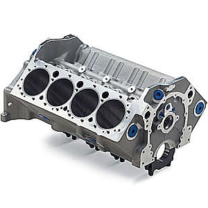 Chevrolet Performance 10134400 - Chevrolet Performance Small Block Chevy Aluminum Race Blocks
