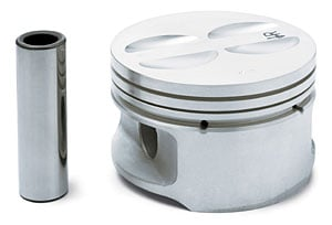 Chevrolet Performance 10159436 - Chevrolet Performance Aluminum Pistons