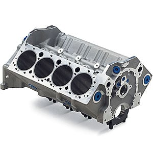 Chevrolet Performance 10185075 - Chevrolet Performance Small Block Chevy Aluminum Race Blocks