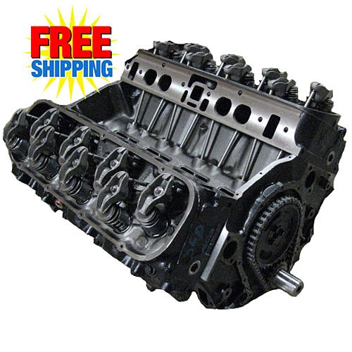 Chevy Performance 454ci L19/L29 Truck Crate Engine | JEGS