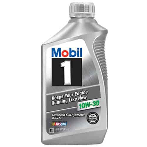 Chevy 12346184 Mobil 1 Advanced Full Synthetic Motor Oil