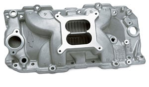 Chevrolet Performance 12363406 Aluminum Intake Manifold Ebay