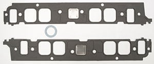 Chevrolet Performance 12366985 - Chevrolet Performance Intake Manifold Gaskets And Flanges
