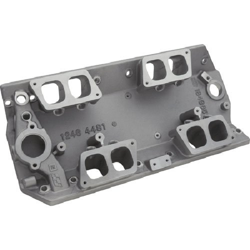 Chevy 12464482: Lower Intake Manifold, Ram Jet 502