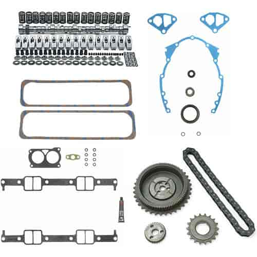 Chevy 12480002K: SBC LT1/LT4 Hot Cam Complete Kit