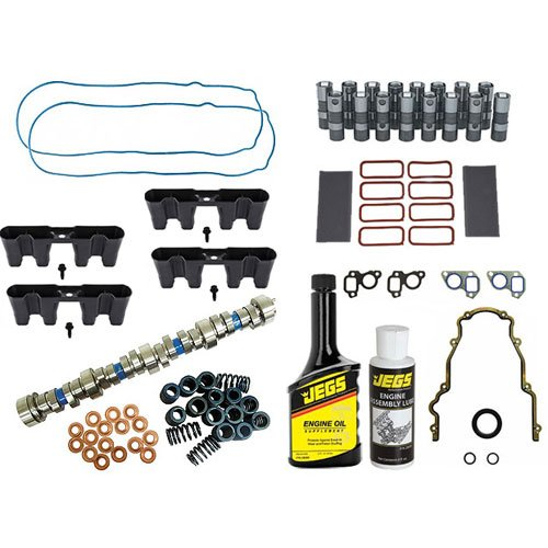 Chevy Ls6 Camshaft: Chevrolet Performance 12480033K LS Hot Cam Install Kit