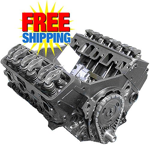 Chevrolet Performance 12491867 - GM Goodwrench 1999-2000 Truck 4.3L 262 Crate Engine