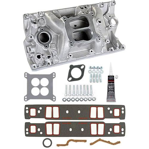 Chevy 12496820K: Aluminum Intake Manifold Kit Vortec
