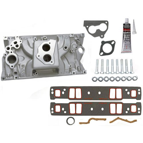 Chevy 12496821K: Vortec Throttle Body Injection Intake