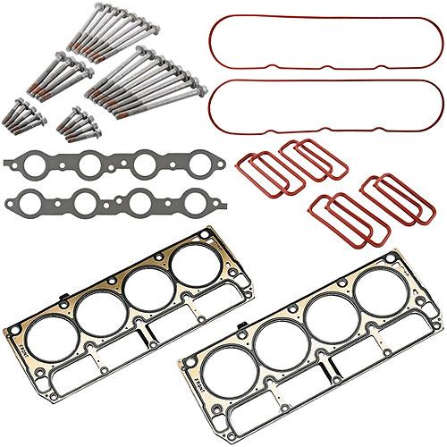 Chevy 12498544K1: Cylinder Head Installation Gasket Kit