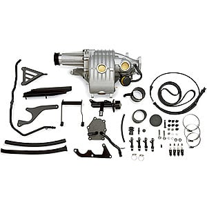 Chevrolet Performance 12498660 - Chevrolet Performance 2.4L Twin Cam Supercharger Kit