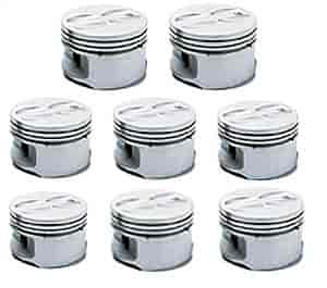 Chevrolet Performance 12499103 - Chevrolet Performance Aluminum Pistons