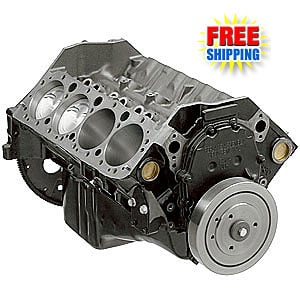 Chevrolet Performance 12499106 - Chevrolet Performance 383ci Short Block