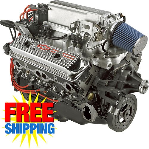 Chevrolet Performance 12499120 - Chevrolet Performance 350ci/350HP Ram Jet PFI Engine