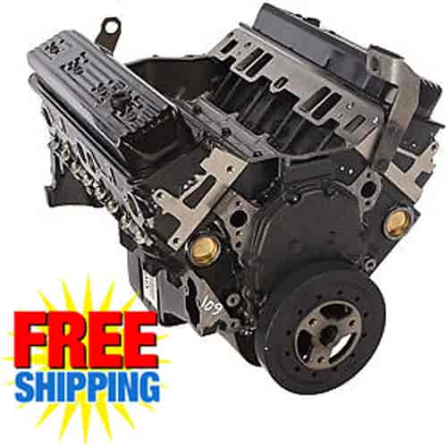 809 12530282_freeship chevy 12530282 gm 5 7l 350 long block truck engine jegs  at crackthecode.co