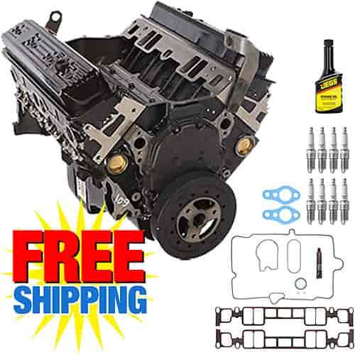 350 Chevy Engine Kit: Chevrolet Performance 12530282K1 GM 5.7L 350 Truck Engine