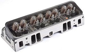 Chevrolet Performance 12558060 - Chevrolet Performance Small Block Chevy Cast Iron Vortec Cylinder Heads