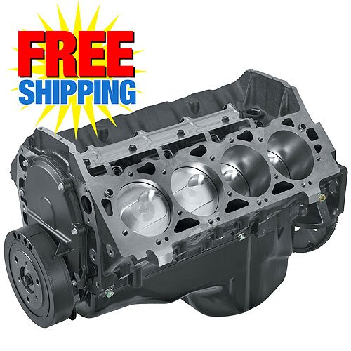 Chevrolet Performance ZZ502/502 Partial Engine