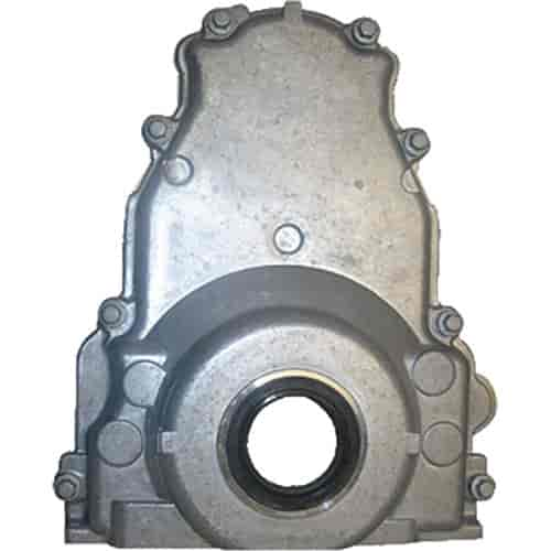 Chevrolet Performance 12562818 Timing Chain Cover: Chevy 12561243: Timing Cover LS1/LS6