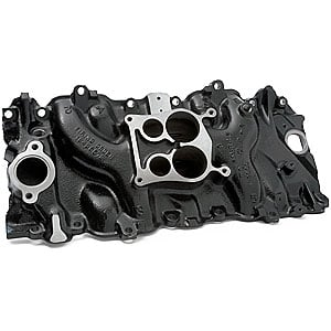 Chevrolet Performance Cast Iron Intake Manifold Chevy 396-502 (Oval Port)