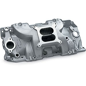Chevrolet Performance 19131359 - Chevrolet Performance Big Block Chevy Carbureted Intake Manifolds