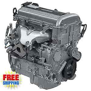 chevrolet performance 19165488 2.2l l61 ecotec engine | ebay 2 2l chevy engine diagram