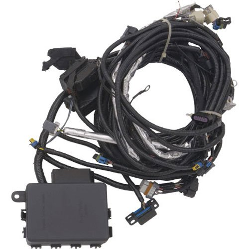 chevy 19166573 replacement harness dr525 engine controller jegs chevrolet performance 19166573