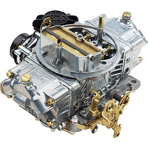 Chevrolet Performance 19170092 - Chevrolet Performance Holley Carburetors