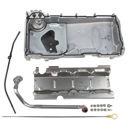Chevrolet Performance 19212593 - Chevrolet Performance LS Muscle Car Oil Pan Kit
