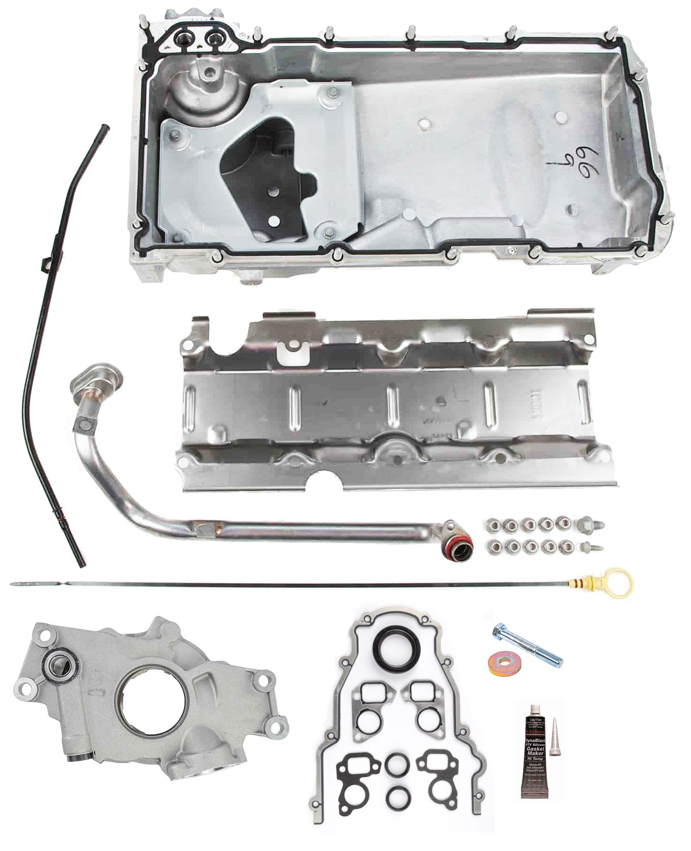 Chevrolet Performance LS Engine Swap Kit For LS1 / LS3 / LSA / LSX Engines