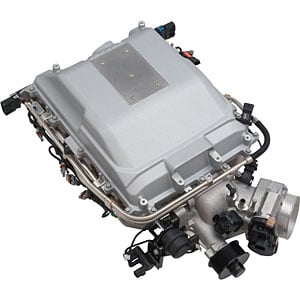 Chevrolet Performance 19244095 - Chevrolet Performance LSA Supercharger Kit